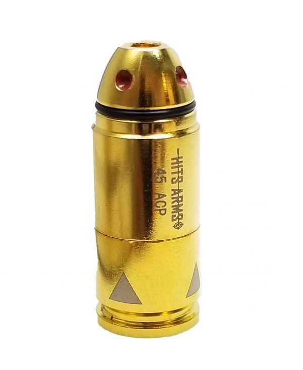 45 ACP Hits Arms Laser Dry Fire